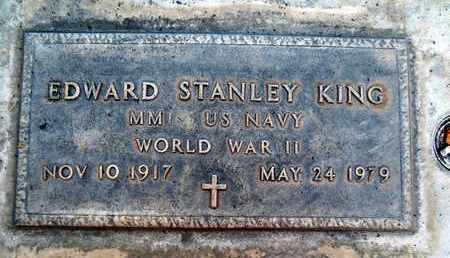 KING, EDWARD STANLEY - Sutter County, California | EDWARD STANLEY KING - California Gravestone Photos