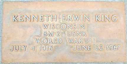KING, KENNETH ERWIN - Sutter County, California   KENNETH ERWIN KING - California Gravestone Photos