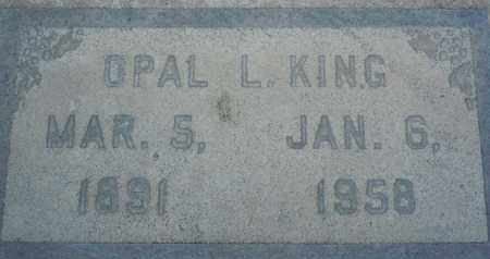 KING, OPAL L. - Sutter County, California   OPAL L. KING - California Gravestone Photos