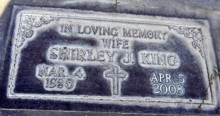 KING, SHIRLEY JEAN - Sutter County, California   SHIRLEY JEAN KING - California Gravestone Photos
