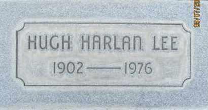 LEE, HUGH HARLAN - Sutter County, California   HUGH HARLAN LEE - California Gravestone Photos