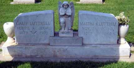 LUTTRELL, MARTHA ANN - Sutter County, California | MARTHA ANN LUTTRELL - California Gravestone Photos