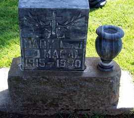 MARAL, MARY - Sutter County, California   MARY MARAL - California Gravestone Photos