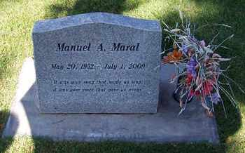 MARAL, MANUEL ALFRED - Sutter County, California   MANUEL ALFRED MARAL - California Gravestone Photos