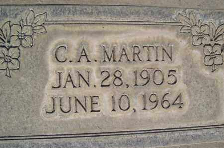 MARTIN, CHARLES A. - Sutter County, California   CHARLES A. MARTIN - California Gravestone Photos