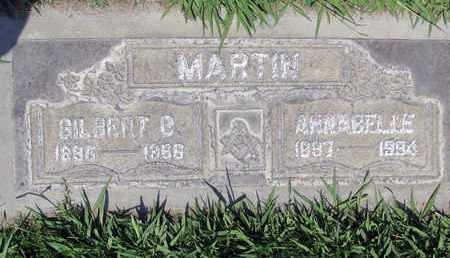 MARTIN, ANNABELLE S. - Sutter County, California   ANNABELLE S. MARTIN - California Gravestone Photos