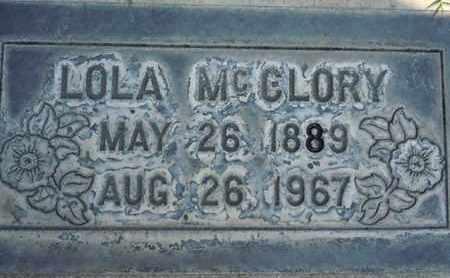 MC CLORY, LOLA M. - Sutter County, California   LOLA M. MC CLORY - California Gravestone Photos