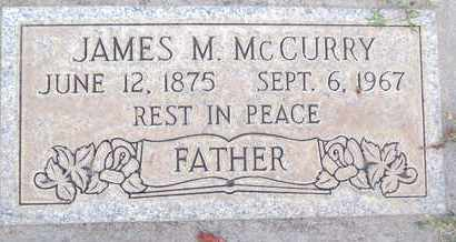 MC CURRY, JAMES M. - Sutter County, California | JAMES M. MC CURRY - California Gravestone Photos
