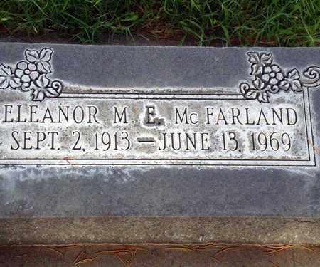 MC FARLAND, ELEANOR MARY - Sutter County, California   ELEANOR MARY MC FARLAND - California Gravestone Photos