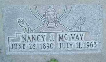 MC VAY, NANCY J. - Sutter County, California   NANCY J. MC VAY - California Gravestone Photos