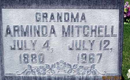 MITCHELL, ARMEDA E. - Sutter County, California | ARMEDA E. MITCHELL - California Gravestone Photos