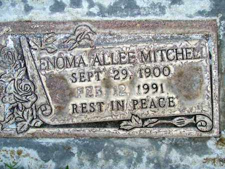 MITCHELL, ENOMA ALLEE - Sutter County, California | ENOMA ALLEE MITCHELL - California Gravestone Photos