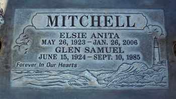 MITCHELL, GLEN SAMUEL - Sutter County, California | GLEN SAMUEL MITCHELL - California Gravestone Photos