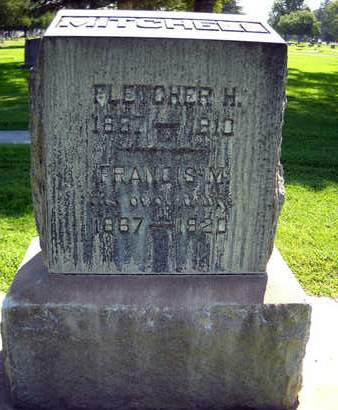 MITCHELL, FLETCHER H. - Sutter County, California   FLETCHER H. MITCHELL - California Gravestone Photos