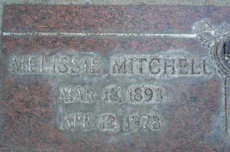 MITCHELL, MELISSIE G. - Sutter County, California | MELISSIE G. MITCHELL - California Gravestone Photos
