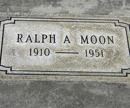 MOON, RALPH AENID - Sutter County, California | RALPH AENID MOON - California Gravestone Photos