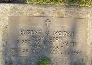 MOORE, EUGENE GEORGE - Sutter County, California | EUGENE GEORGE MOORE - California Gravestone Photos