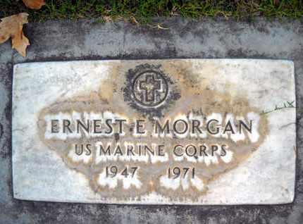 MORGAN, ERNEST E. - Sutter County, California | ERNEST E. MORGAN - California Gravestone Photos