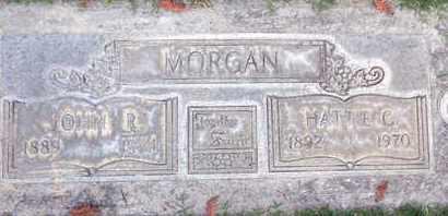 MORGAN, HATTIE CORDLIA - Sutter County, California | HATTIE CORDLIA MORGAN - California Gravestone Photos