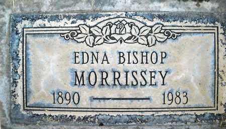 MORRISSEY, EDNA BISHOP - Sutter County, California | EDNA BISHOP MORRISSEY - California Gravestone Photos