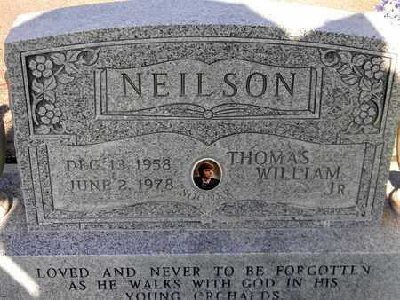 NEILSON, JR., THOMAS WILLIAM - Sutter County, California | THOMAS WILLIAM NEILSON, JR. - California Gravestone Photos