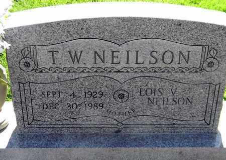 NEILSON, LOIS VIVIAN - Sutter County, California | LOIS VIVIAN NEILSON - California Gravestone Photos