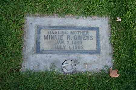OWENS, MINNIE ROSIE - Sutter County, California   MINNIE ROSIE OWENS - California Gravestone Photos
