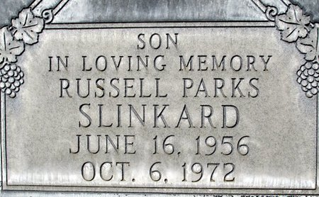 PARKS, RUSSELL MARVIN - Sutter County, California | RUSSELL MARVIN PARKS - California Gravestone Photos