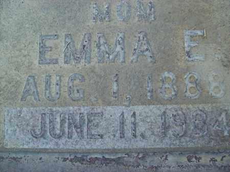 PERKINS, EMMA E. - Sutter County, California | EMMA E. PERKINS - California Gravestone Photos
