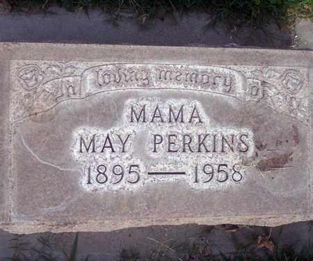PERKINS, MAY - Sutter County, California | MAY PERKINS - California Gravestone Photos