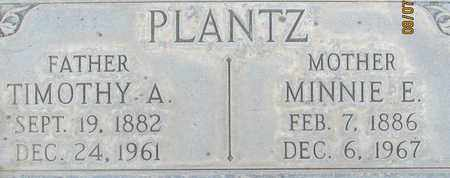 PLANTZ, TIMOTHY A. - Sutter County, California | TIMOTHY A. PLANTZ - California Gravestone Photos