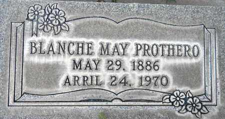 PROTHERO, BLANCHE MAY - Sutter County, California | BLANCHE MAY PROTHERO - California Gravestone Photos