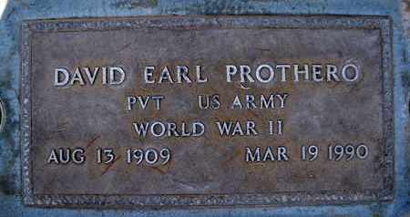 PROTHERO, DAVID EARL - Sutter County, California | DAVID EARL PROTHERO - California Gravestone Photos