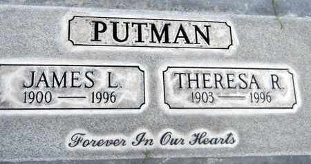 PUTMAN, JAMES LAWRENCE - Sutter County, California | JAMES LAWRENCE PUTMAN - California Gravestone Photos