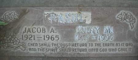 RASUL, JACOB A. - Sutter County, California | JACOB A. RASUL - California Gravestone Photos
