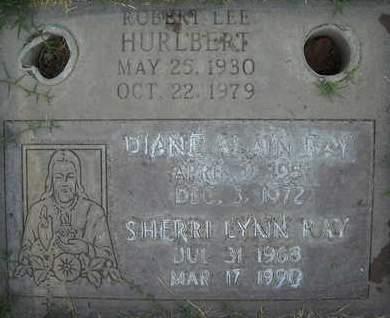 HURLBERT, ROBERT LEE - Sutter County, California   ROBERT LEE HURLBERT - California Gravestone Photos