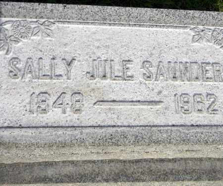 SAUNDER, SALLY JULE - Sutter County, California | SALLY JULE SAUNDER - California Gravestone Photos