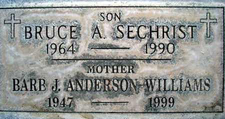 ANDERSON, BARBARA JEANNE - Sutter County, California | BARBARA JEANNE ANDERSON - California Gravestone Photos