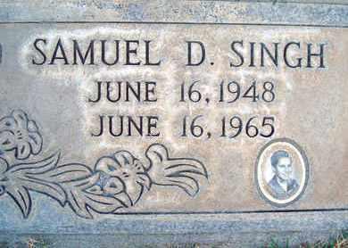 SINGH, SAMUEL D. - Sutter County, California | SAMUEL D. SINGH - California Gravestone Photos