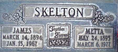 SKELTON, METTA I. - Sutter County, California | METTA I. SKELTON - California Gravestone Photos