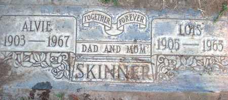 SKINNER, LOIS - Sutter County, California   LOIS SKINNER - California Gravestone Photos