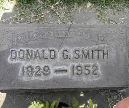 SMITH, DONALD GUY - Sutter County, California | DONALD GUY SMITH - California Gravestone Photos
