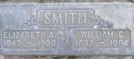 SMITH, ELIZABETH A. - Sutter County, California   ELIZABETH A. SMITH - California Gravestone Photos