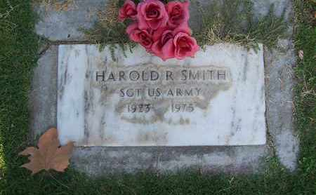 SMITH, HAROLD RICHARD - Sutter County, California | HAROLD RICHARD SMITH - California Gravestone Photos