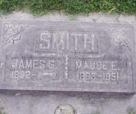 SMITH, MAUDE EFFIE - Sutter County, California   MAUDE EFFIE SMITH - California Gravestone Photos
