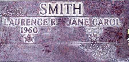 SMITH, JANE CAROL - Sutter County, California   JANE CAROL SMITH - California Gravestone Photos