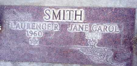 SMITH, JANE CARROLL - Sutter County, California | JANE CARROLL SMITH - California Gravestone Photos