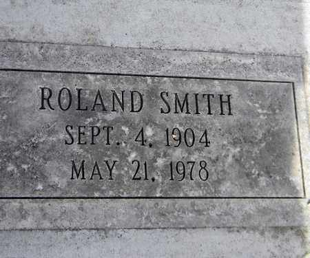 SMITH, ROLAND - Sutter County, California | ROLAND SMITH - California Gravestone Photos