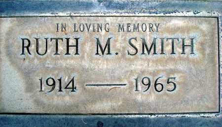 SMITH, RUTH M. - Sutter County, California   RUTH M. SMITH - California Gravestone Photos