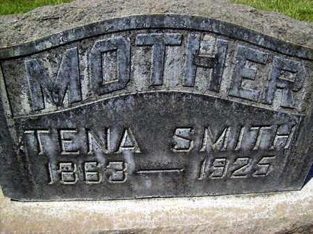 SMITH, TENA - Sutter County, California | TENA SMITH - California Gravestone Photos